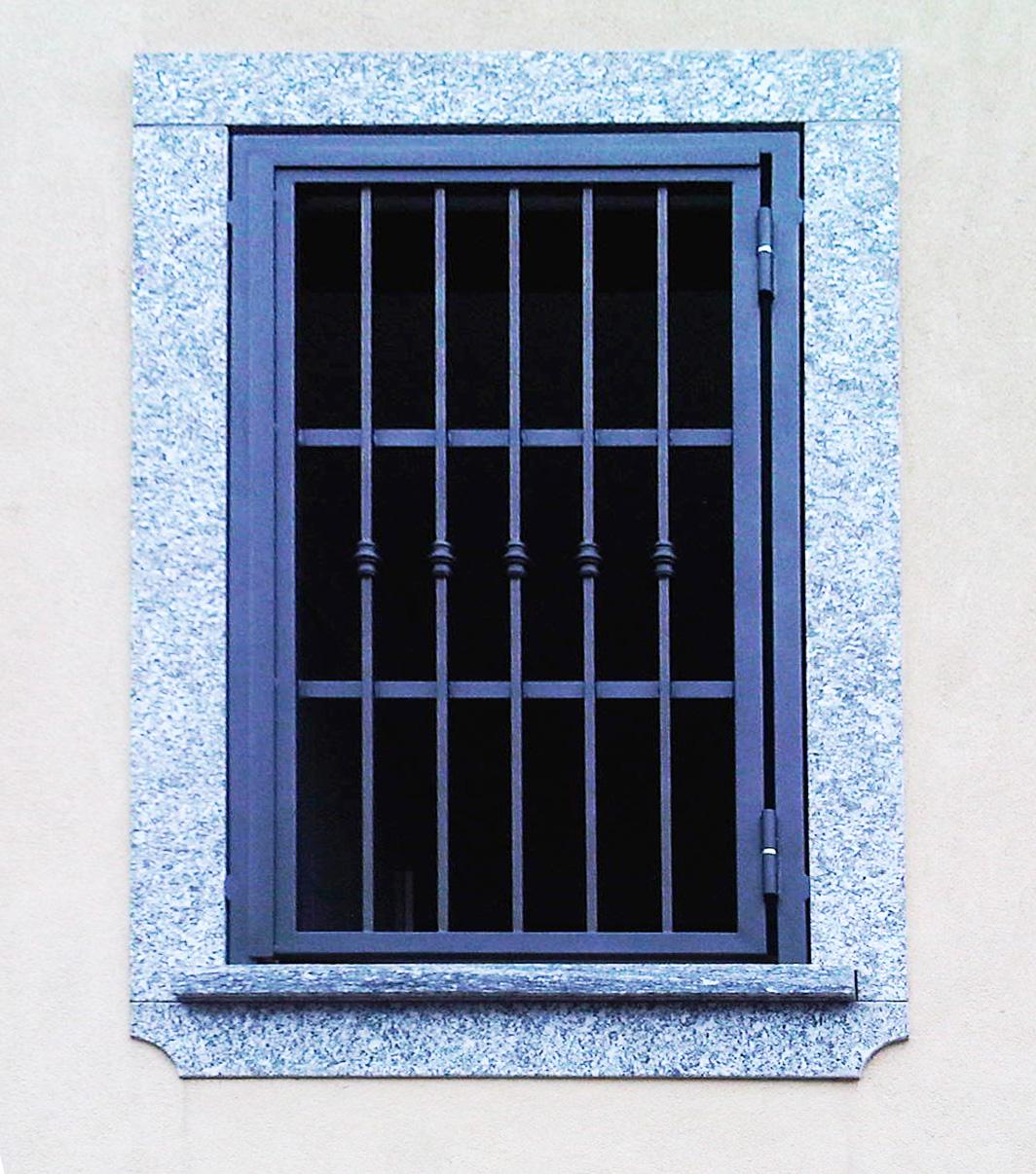 grata finestra chiusa sicura affidabile