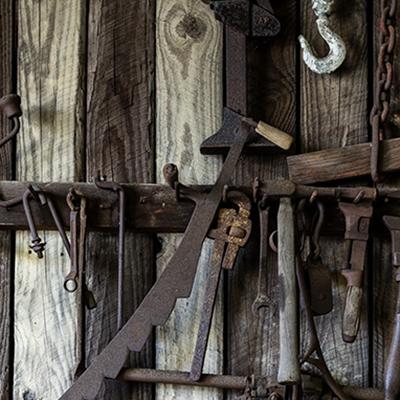 fabbro carpenteria Fratelli Gussoni officina artigiani